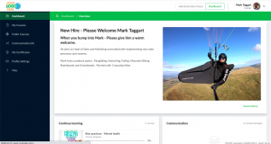 CreateLMS for faster on-boarding News Feed